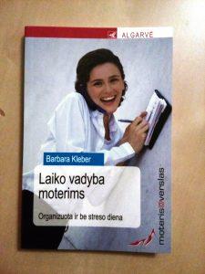 """5 knygos """"Laiko vadyba moterims"""""""